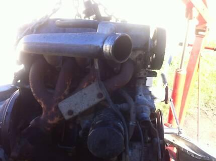 Triton 2 WD gearbox & motor