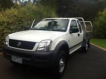 2004 Holden Rodeo Ute REGO & RWC Low kms Pick up Rye or Hawthorn Hawthorn Boroondara Area Preview