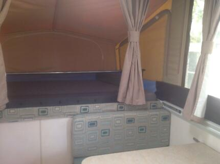 2009 Jayco Outback Swan Camper Trailer Emerald Central Highlands Preview