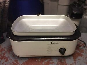 Toastmaster 18 qt roaster