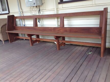 Church Pew jarrah Stratton Swan Area Preview