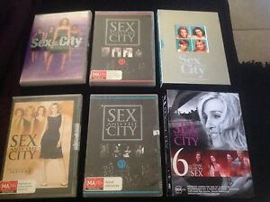 Sex and the City - complete seasons 1 - 6 Maylands Bayswater Area Preview