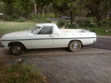1982 HOLDEN WB KINGSWOOD UTE.      98%. Rust free.  Very rare Kentlyn Campbelltown Area Preview