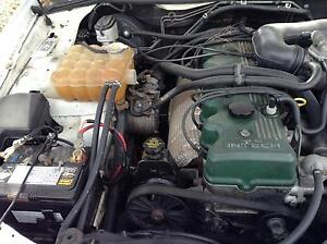 FORD FALCON 2001 AU FORD FALCON ENGINE. GAS FACTORY FITTED Maitland Maitland Area Preview