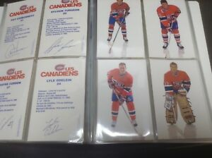 Cartes hockey Les Canadiens 91-92 Patrick Roy