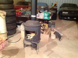 Old stove for sale good for cottage or a garage
