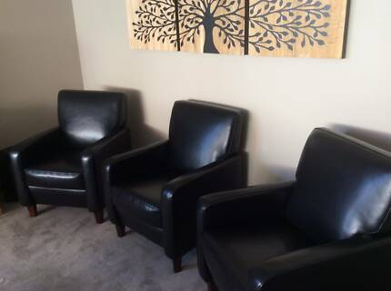 Classy Leather Armchairs