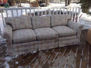 Older couch & loveseat