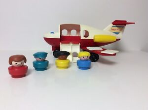 Fisher Price Little People Airplane, hard to find