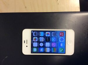 IPHONE 4S 16 GB White Model A1332 with original box