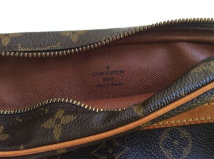 Authentic Louis Vuitton handbag - great condition- Made in France