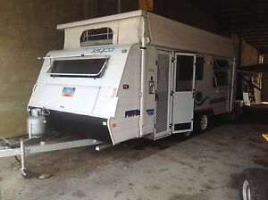 Jayco freedom dual axel Woodford Moreton Area Preview
