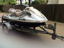 Yamaha VX Cruiser JetSki Kings Beach Caloundra Area Preview