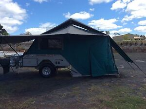 Australian Off Road Campers Odyssey ZR 2005 Cotswold Hills Toowoomba City Preview