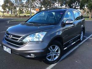 2010 Honda CRV SUV Mill Park Whittlesea Area Preview