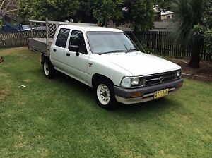 1996 Toyota Hilux Ute Coramba Coffs Harbour Area Preview