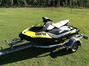 Sea Doo Spark 3up HO with iBR Cedar Creek Gold Coast North Preview