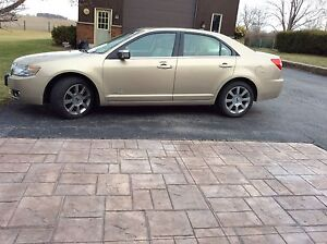 2007 Lincoln MKZ 4 dr
