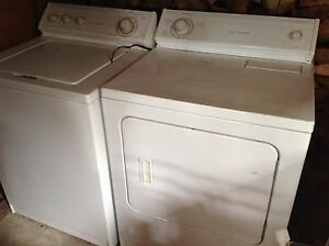 Washer and Dryer  Whirpool 300 for pair