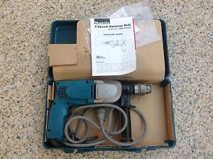 Makita 2 speed hammer drill Coogee Cockburn Area Preview
