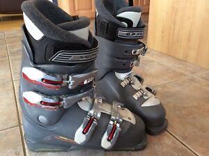 Bottes de ski pour femmes gr 25