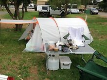 FULL Camping Set Up for 2 Perth CBD Perth City Preview