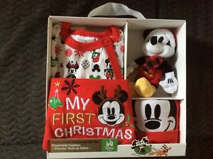 DISNEY BABYS FIRST CHRISTMAS