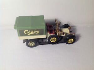 Diecast Model 1918 Carlsberg Delivery Truck