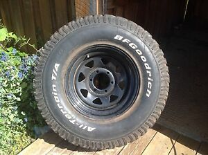 Toyota Land Cruiser 80 Steel Wheel Geeveston Huon Valley Preview
