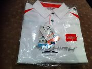 Men's Golf Cool Dry collared shirt brand new with tags size M Oakford Serpentine Area Preview
