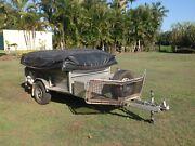 Emu SUV Roader Camper Trailer in excellent condition Bundaberg West Bundaberg City Preview