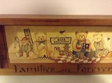 Beautiful Wooden Teddy Bear Shelf East Maitland Maitland Area Preview
