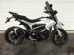 2013 Ducati Hyperstrada Adventure Mint