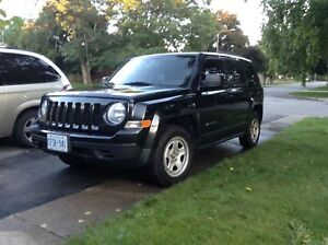JEEP PATRIOT SPORT *CERTIFIED* MANUAL TRANSMISSION