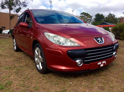 2006 Peugeot 307 XSE HDi Auto 4 Cyl Turbo Diesel Low KMs Hatch