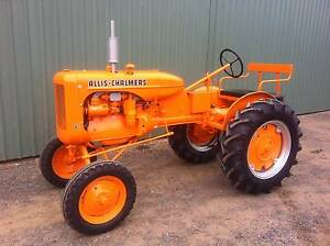 fully restored  Allis Chalmers Model B Speers Point Lake Macquarie Area Preview