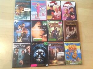 12 film DVD vendu en lot