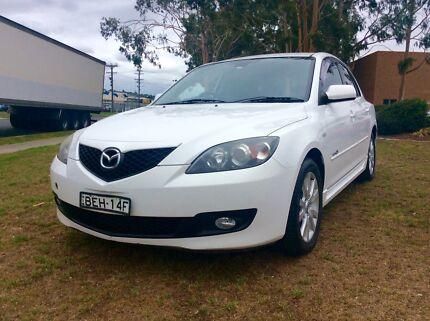 2007 Mazda Mazda3 MZR-CD 4 Cyl Turbo Diesel 6 Speed Low Kms