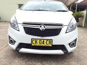 2015 Holden Barina Spark Hatchback - Auto Canley Heights Fairfield Area Preview