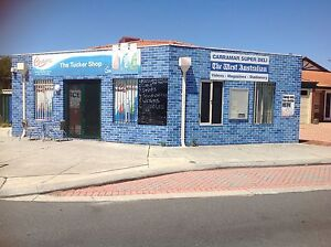 House AND Business: Carramar Deli aka. The Tucker Shop Carramar Wanneroo Area Preview