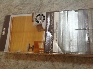 Timber Venetian blind  Teak 60cm wide Carrum Downs Frankston Area Preview