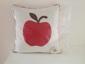 Brand New Penny Scalan Apples Cushion Canada Bay Canada Bay Area Preview