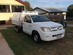 2006 Toyota Hilux Ute Redbank Ipswich City Preview