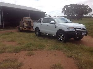 2014 Ford Ranger Ute Pingelly Pingelly Area Preview