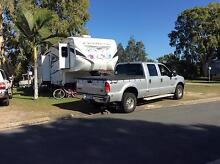 ** 5th Wheeler: 2012 Crossroad Cruiser Banora Point Tweed Heads Area Preview