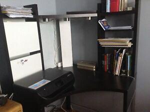 Office desk, bureau