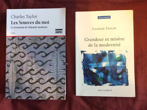 Charles Taylor,2 titres
