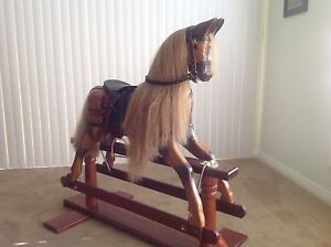 New Vintage Style Rocking Horse Nowra Nowra-Bomaderry Preview