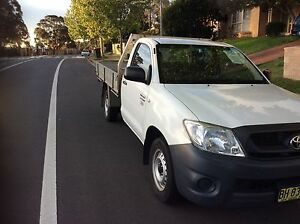 2010 Toyota Hilux Ute Camden Camden Area Preview