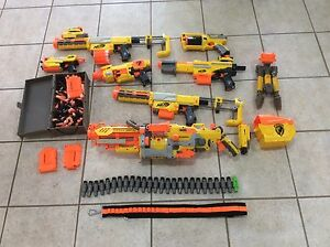 Nerf Gun collection Bayview Darwin City Preview